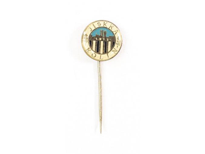 Odznak Jiskra Kolín