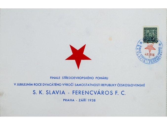 Finále středoevropského poháru k dvacátému výročí Republiky Československé VI (3)