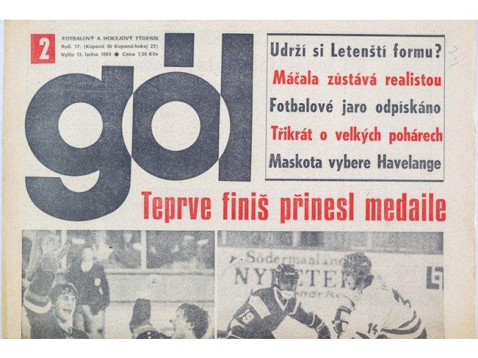 GÓL. Fotbalový a hokejový týdeník, 236221984 (1)