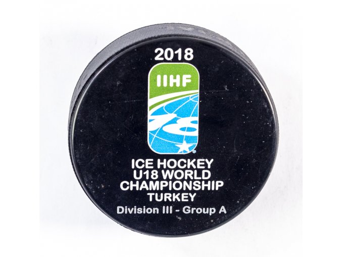 Puk IIHF, U18 WCH, Turkey, Division III Group A, 2018 (1)