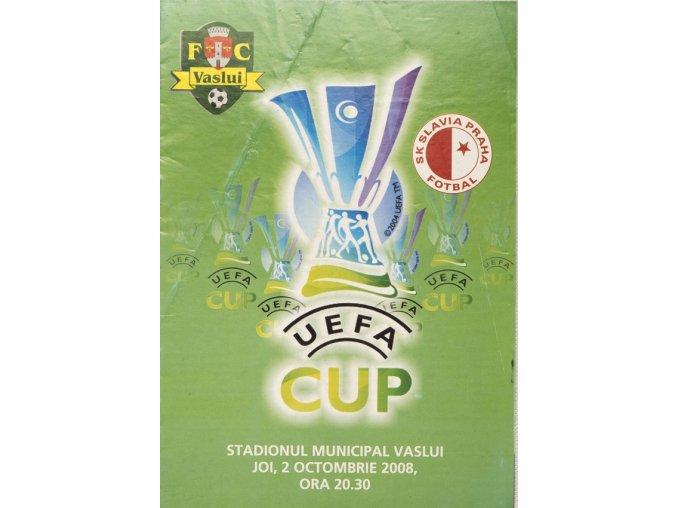 UEFA CHAMPIONS LEAGUE VASLUI vs. SLAVIA