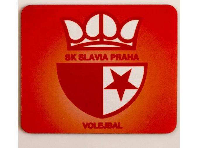 Podložka pod myš SK SLAVIA PRAHA Volejbal