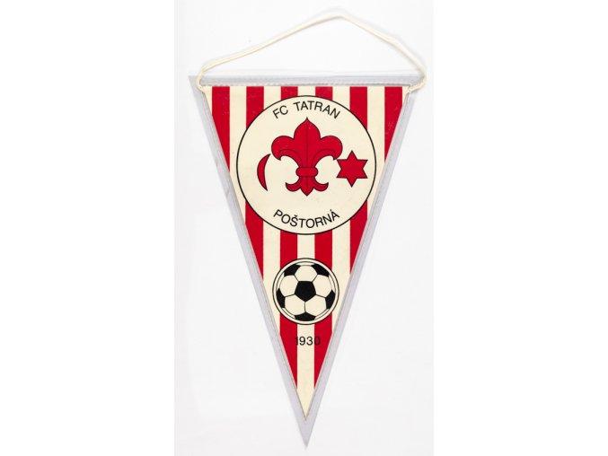 Vlajka FC Tatran Poštorná (1)