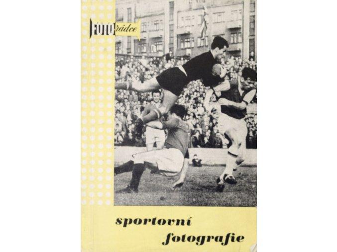 Kniha Foto rádce Sportovní fotografie
