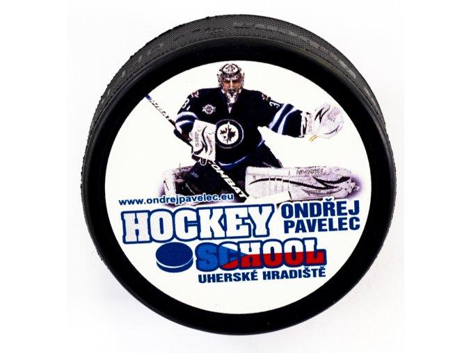 Puk Hockey Scool, Ondřej Pavelec