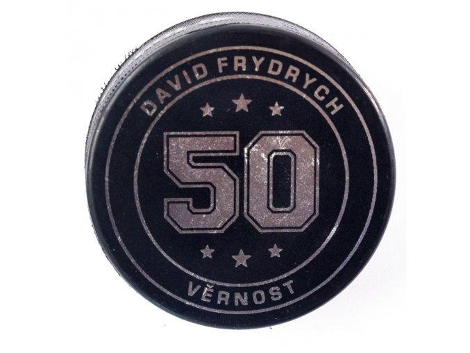 Puk David Frydrych, 50, věrnost
