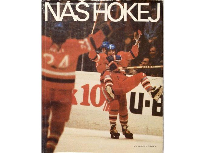Kniha Náš hokej