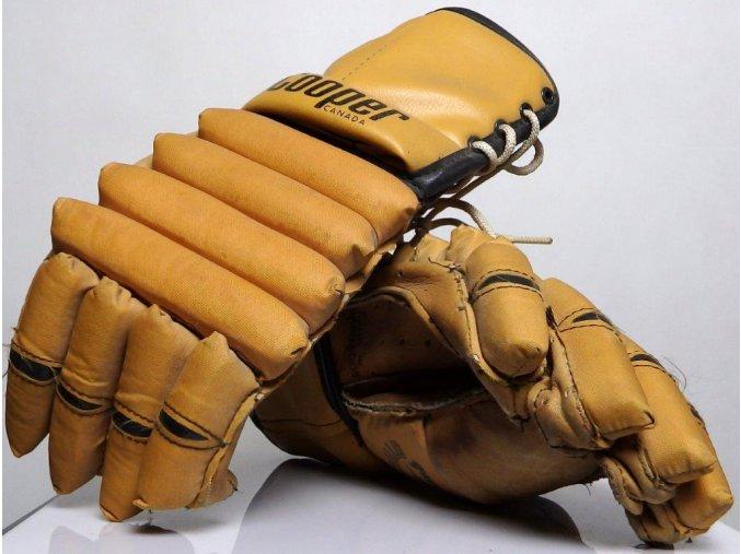 Hokejové rukavice hráčské COOPER 64