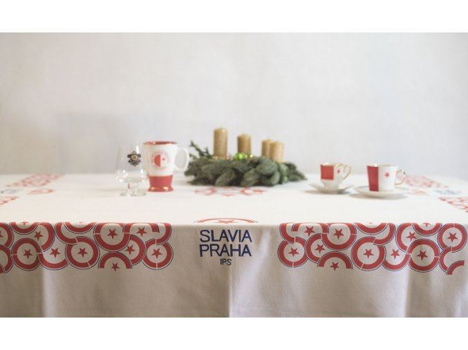 Ubrus Slavia Praha IPS 1