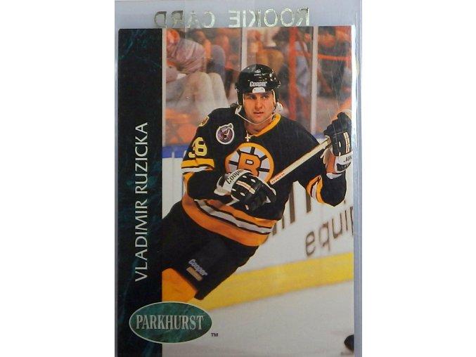 hokejova karticka vladimir ruzicka 1993