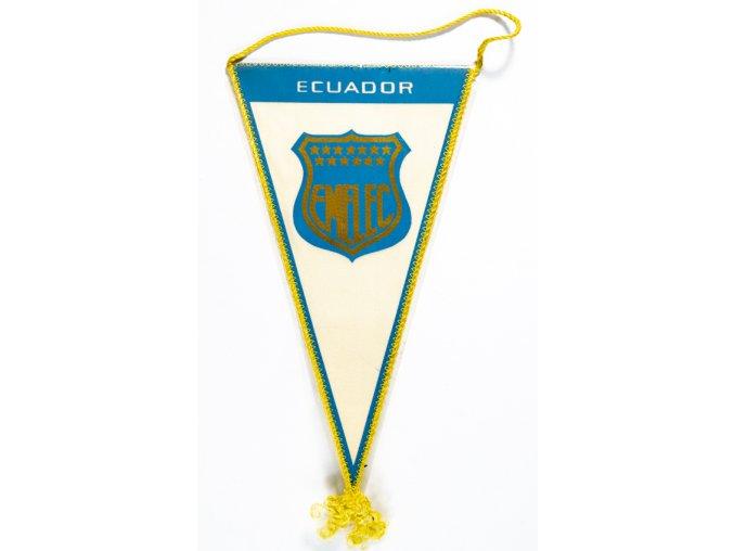 Klubová vlajka , Ecuador, EMFLEC