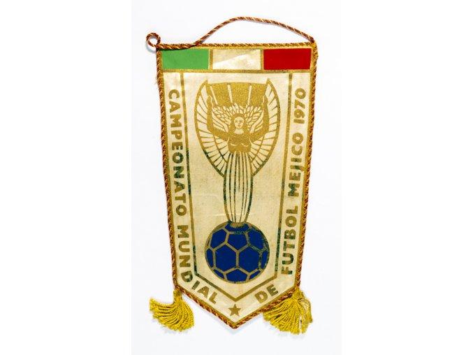 Vlajka, Championato Mundial de Futbol, Mexico, 1970 (1)