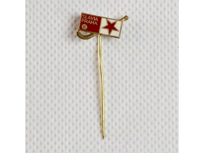 Odznak Pozemní hockey SLAVIA PRAHA