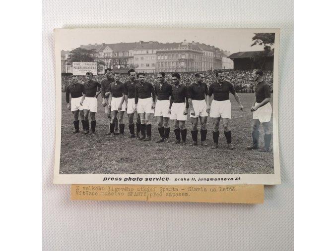 Tiskové foto, Sparta vs. Slavia na Letné.dng