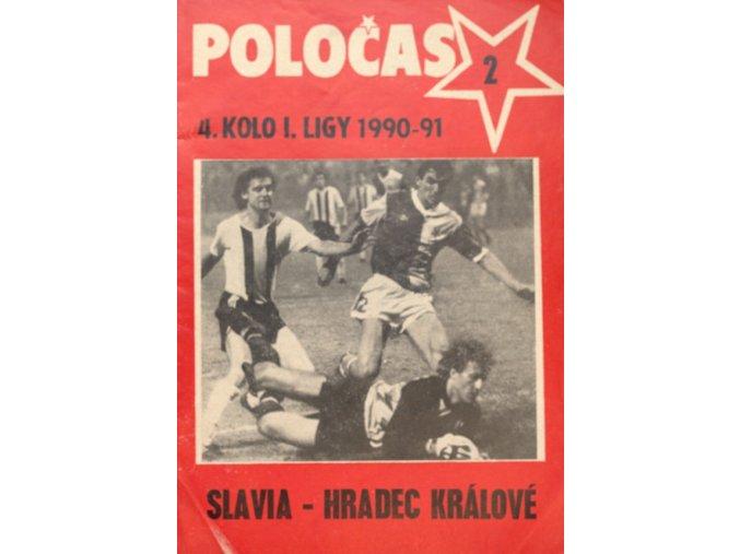 POLOČAS SLAVIA Praha vs. Hradec Králové 1990 91 ( 2 )DSC 8340.dng