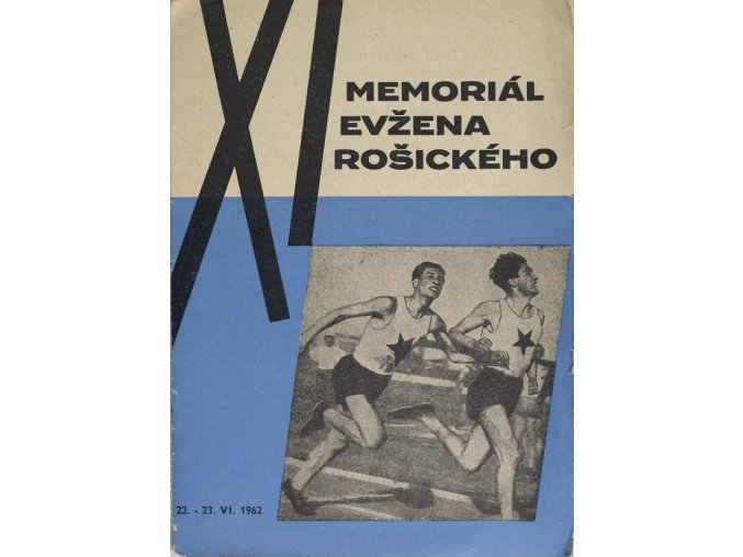 Program memoriál Evžena Rošického 1962DSC 8503.dng