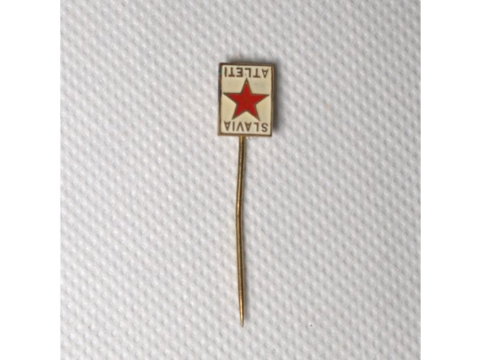 Odznak Slavia Praha AtletiDSC 8435.dng