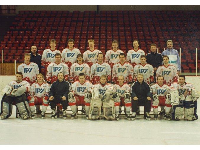 Fotografie HC SLAVIA PRAHA , tým, 1993 1994 I.DSC 8389.dng