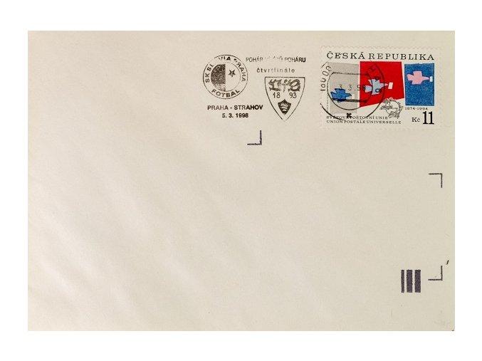 FDC PVP čtvrtfinále 1998, Slavia PrahaDSC 9905