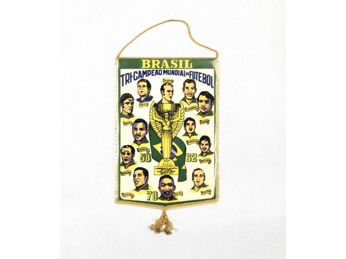 Vlajka Tri Campeaomundial de FutebolDSC 0116