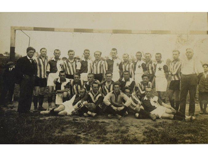 sport antique foto XX