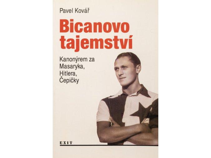 Kniha Pavel Kovář, Bicanovo tajemstvíDSC 1021