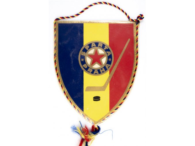 Vlajka klubová HC Sparta PrahaDSC 2199