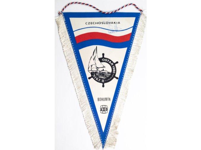 Klubová vlajka Ostar 80 , Nike II, R.KonkolskiDSC 4298