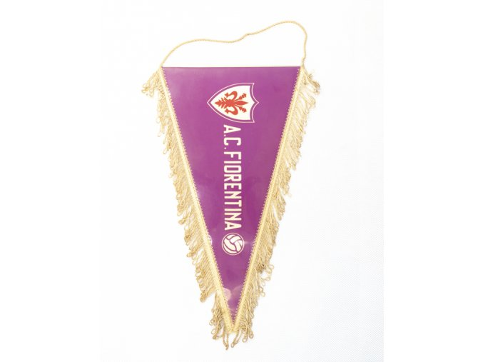 Klubová vlajka A.C.FiorentinaDSC 4322