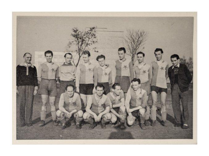 Dobová fotografie fotbalového S.K. SlaviaDSC 4277