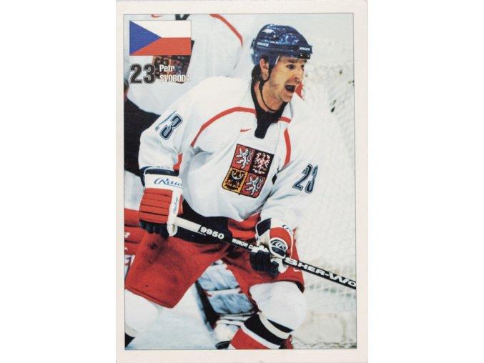 PrPohlednice Petr Svoboda, hokej, KanadaDSC 4551