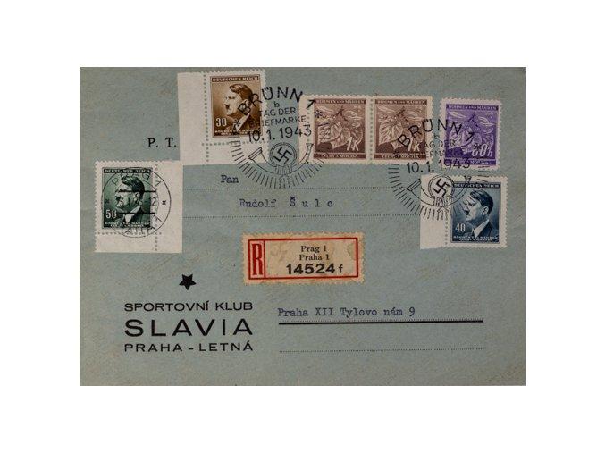 CELISTVOST S.K. Slavia Praha, Letná, 1943DSC 4642