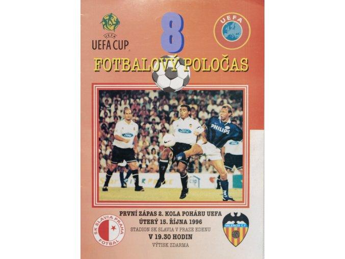 Slávistický POLOČAS SK SLAVIA PRAHA vs. Valencia CF, velkýDSC 4676