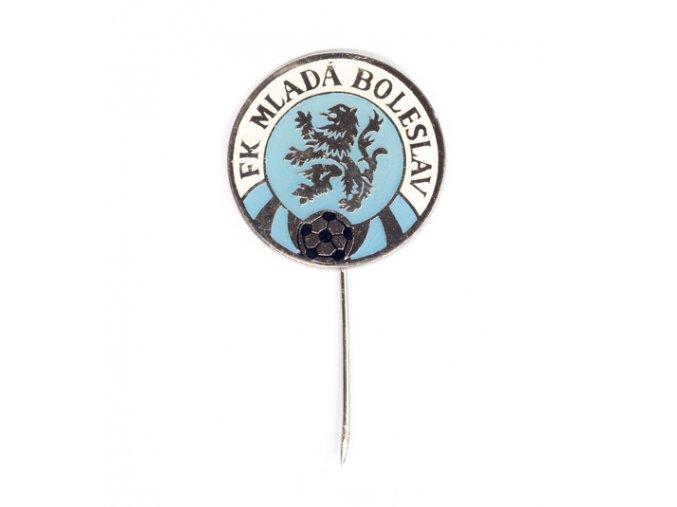 Odznak smalt FK Mladá BoleslavDSC 5691