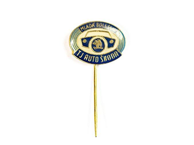 Odznak smalt AZ NP Spartak kopanáDSC 5662