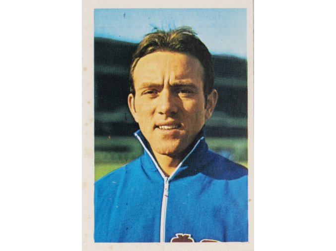 Kartička František Veselý, FKS Mexico, 1970DSC 6056 3 (8)