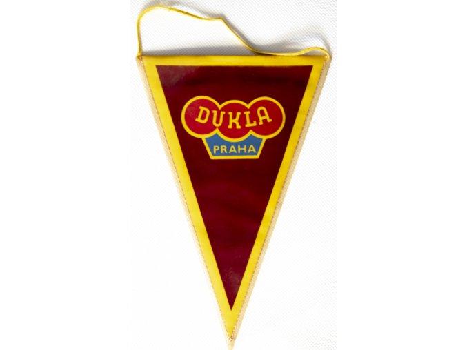 Klubová vlajka DUKLA PRAHAKlubová vlajka DUKLA PRAHA