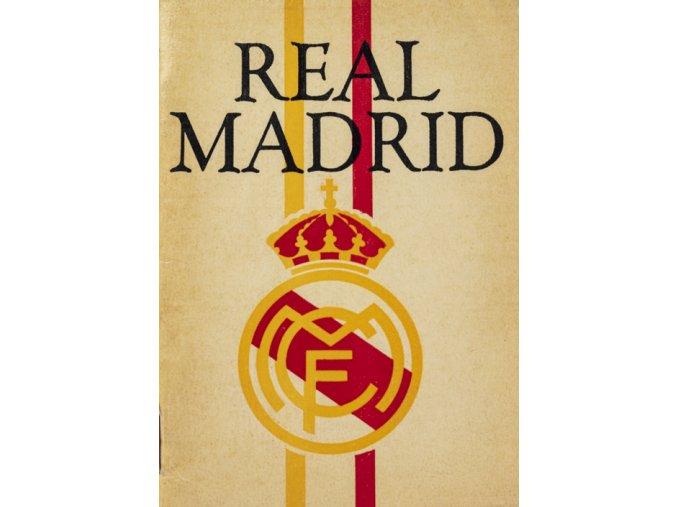 Brožura, Real Madrid, 1967Brožura, Real Madrid, 1967 (1)