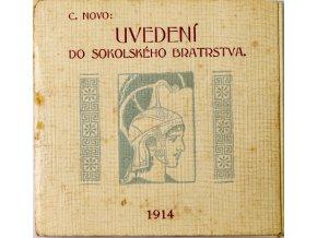 Brožura, SOKOL, Uvedení do sokolského bratrstva, 1914 (1)