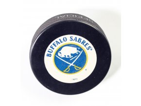 Puk Buffalo Sabres, NHL, Inglasco