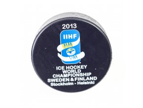 Puk WCH Ice Hockey, Sweeden, Finland, 2013 1