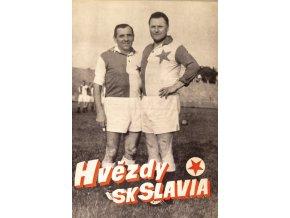 Časopis Hvězdy SK Slavia, velkoformátový (1)