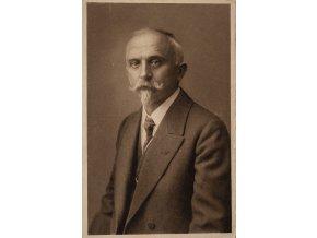 Pohlednice Dr.Alois Rašín