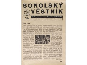 Věstník sokolský, 193614