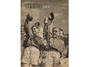 Časopis, Sletové vteřiny světa, 194