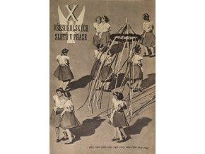 Časopis, X. Všesokolských sletů v Praze, 19481 (6)