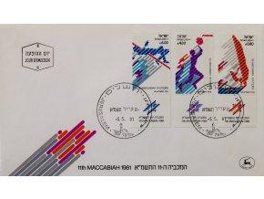 FDC Maccabi, 1981