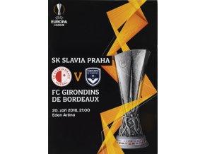 POLOČAS SLAVIA PRAHA vs. FC Girondins de Bordeaux 2018 19