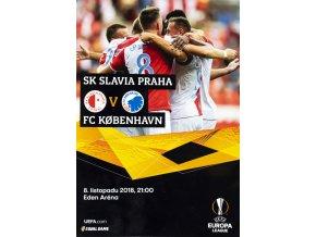 POLOČAS SLAVIA PRAHA vs. FC KOBENHAVN 2018 19