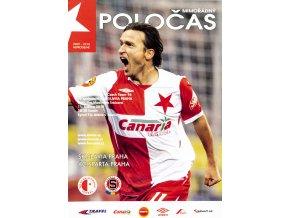 Slávistický POLOČAS SLAVIA Praha vs. AC Sparta Praha, mimořádný poločas V.Šmicer loučení, 2010